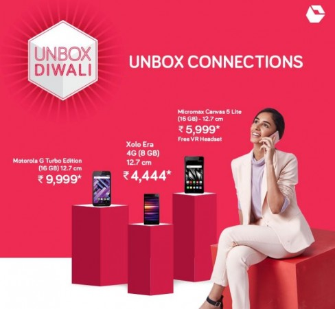 Snapdeal Unbox Diwali 2016 v2.0 to go live this week; Apple iPhone 7 series Rs. 10,000 discount also in the offing