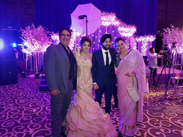 Nikita Thukral marries Gagandeep Singh Mago