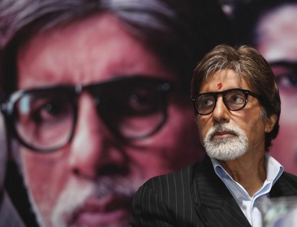 Amitabh Bachchan birthday