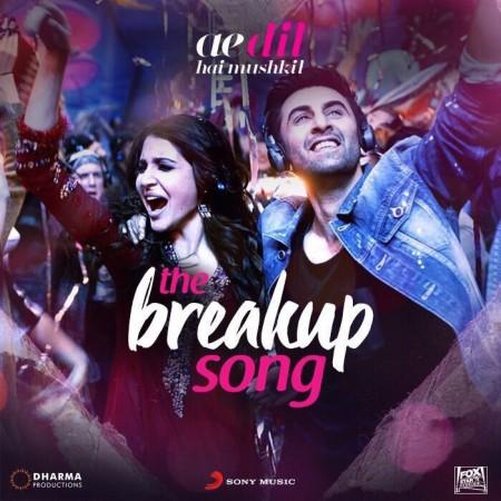The breakup song