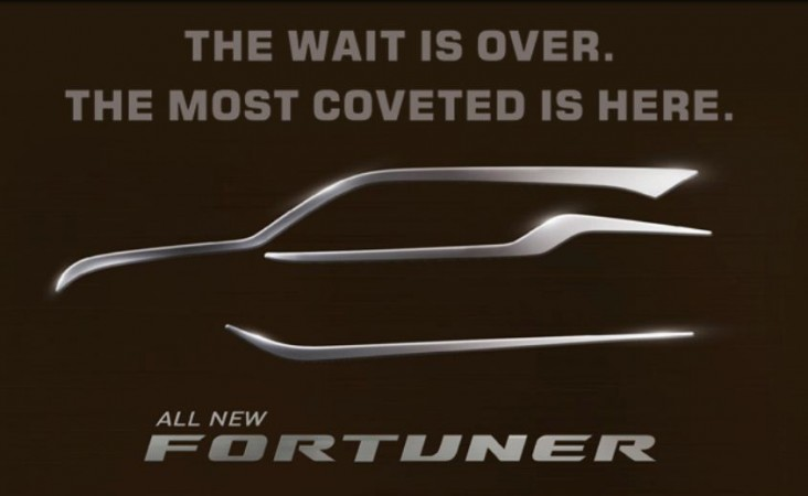 New Toyota Fortuner website goes live