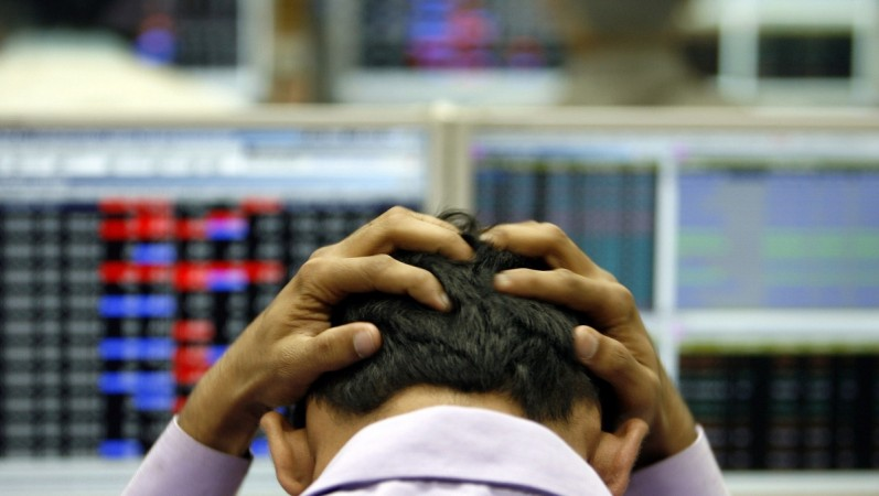 stock markets crash us fed reserve rate hike infosys tcs rate sensitive stocks shares price