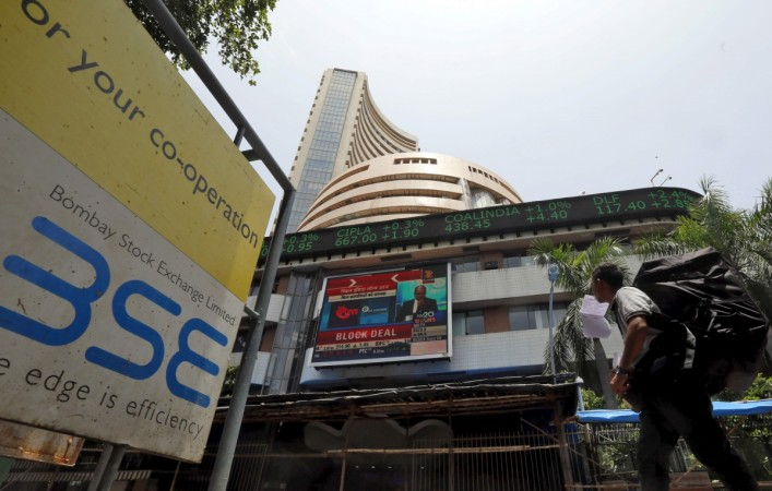 Metal stocks lead Sensex to slump on Trump's import tariffs