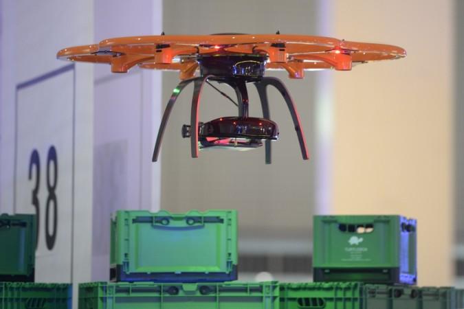 ISIS attack using UAVs