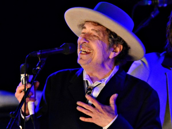 Bob Dylan becomes first songwriter to win Nobel Prize in literature
