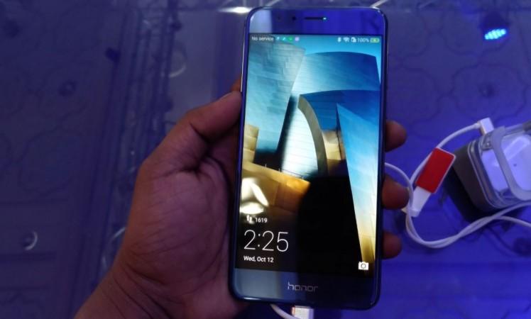 Huwei unveils Huawei P8 Lite 2017