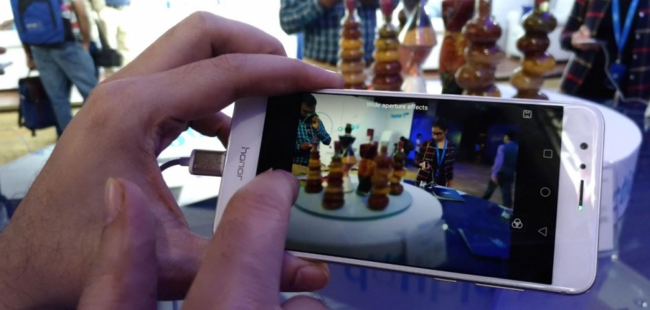 Huawei Honor 8 first impression: A promising camera phone