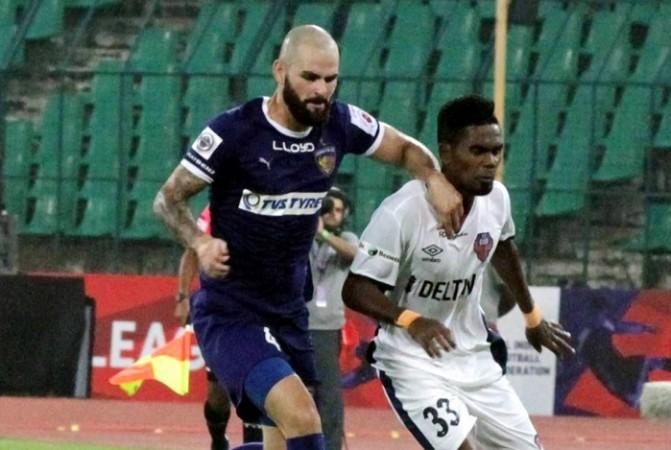 Hans Mulder Chennaiyin FC Delhi Dynamos