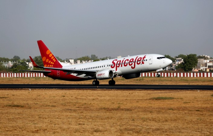 spicejet flare share price results plf passengers domestic air traffic share volumes dgca growth india civil aviation