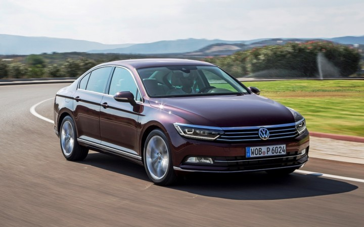 new volkswagen passat coming to india in january 2017 ibtimes india. Black Bedroom Furniture Sets. Home Design Ideas