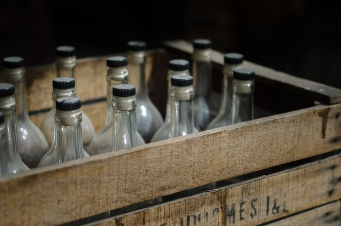 bootlegging alcohol smuggling