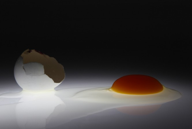 Artificial Chinese eggs story turns out to be fake