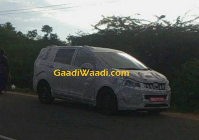 Mahindra new MPV: All we know so far