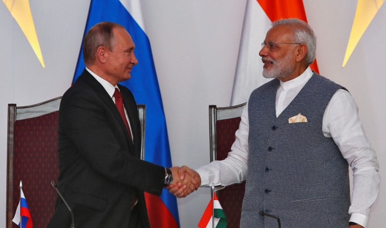 Modi & Putin