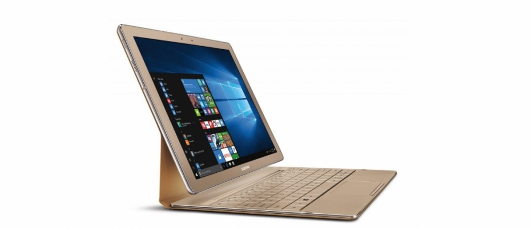 Samsung launches upgraded Galaxy TabPro S Gold to take on Microsoft Surface Pro 4