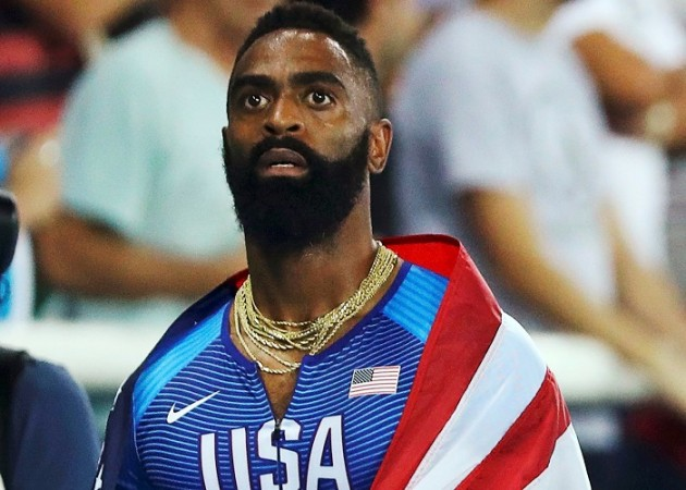 Tyson Gay USA