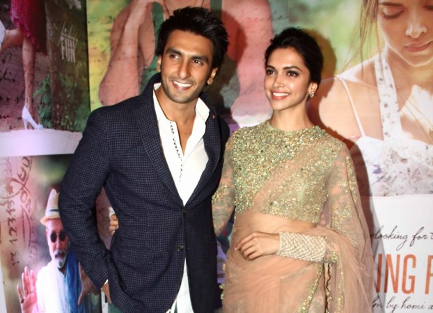 All is not well between Ranveer Singh and Deepika Padukone?