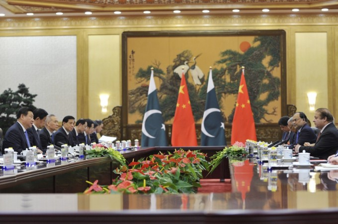 China-Pakistan relationship