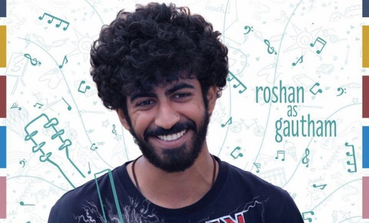 Roshan Mathew in Aanandam