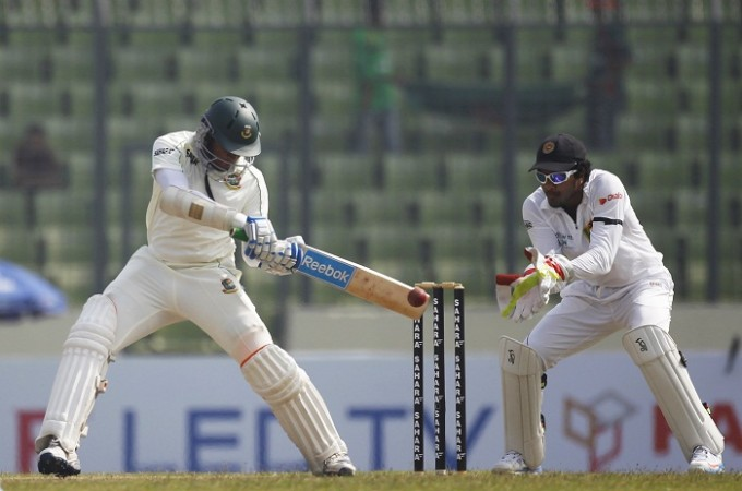 Bangladesh vs England: International cricket, 1st Test