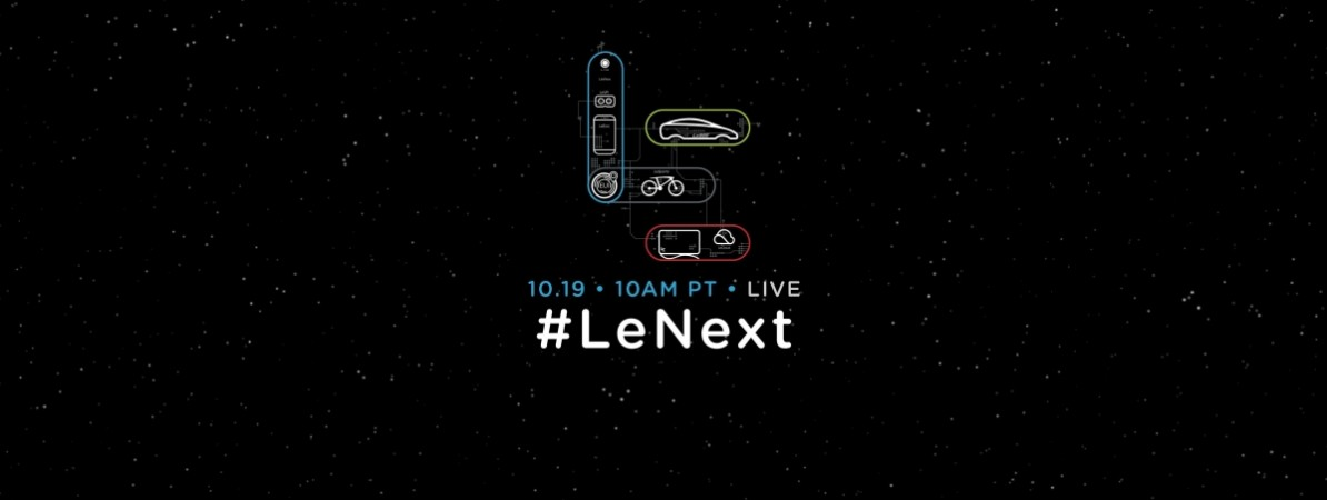 When and where to watch LeEco's event live from San Francisco