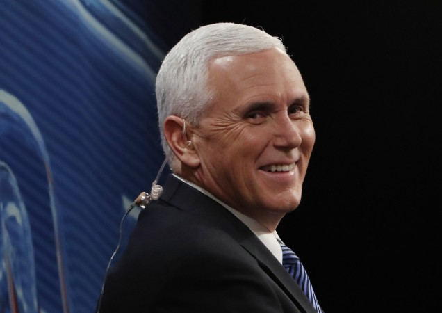 Mike Pence Used Personal E-mail for Indiana State Business, Got Hacked