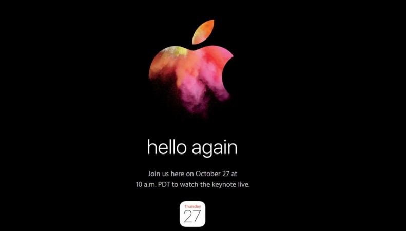 Apple's Mac event live coverage