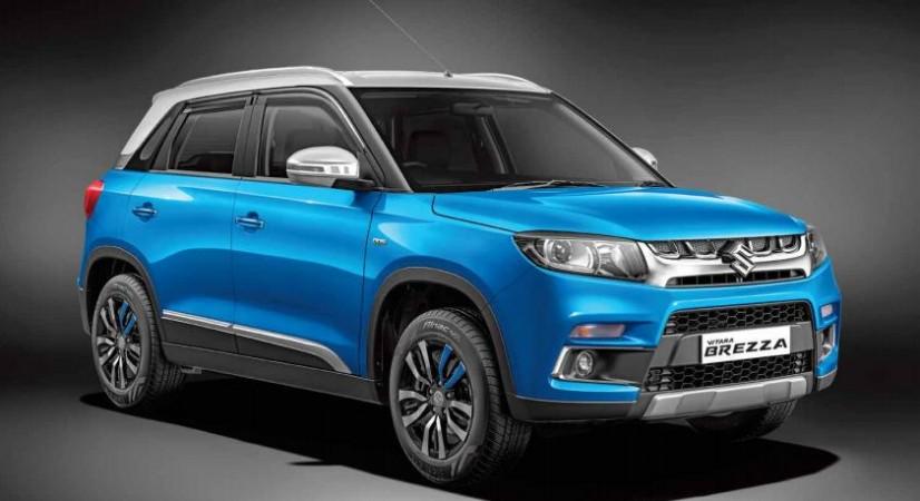 Maruti Suzuki Vitara Brezza gets 'iCreate' accessory range