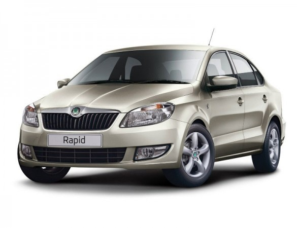 Skoda Rapid facelift to be launched on November 3