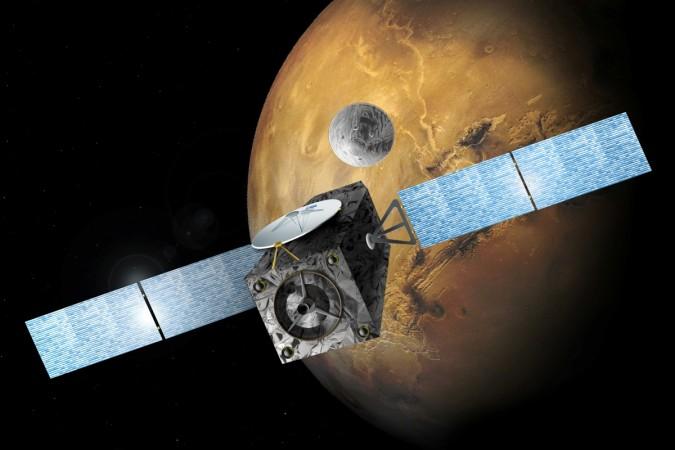 Schiaparelli Mars Lander