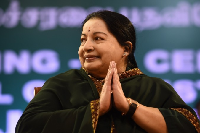 Jayalalithaa Request People to Support her Party in the Elections