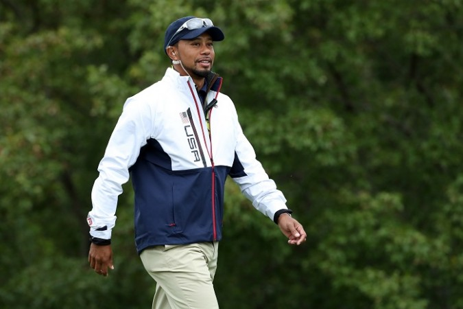 Tiger Woods says he still plans to beat Nicklaus major record
