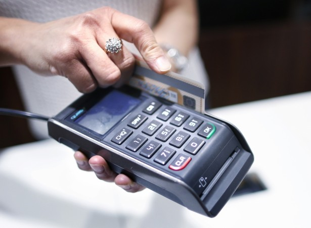 Debit card payments