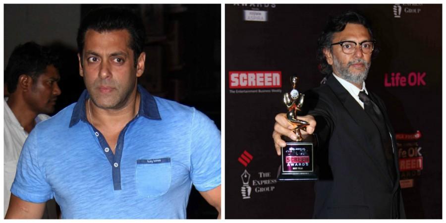 Salman Khan and Rakeysh Omprakash Mehra