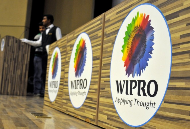 wipro results bengaluru office it company q2 share price sensex gainers losers bse nse