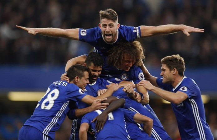 Chelsea, Gary Cahill