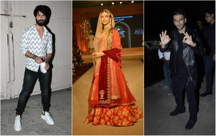 Padmavati: Deepika, Ranveer and Shahid prepping up for their roles
