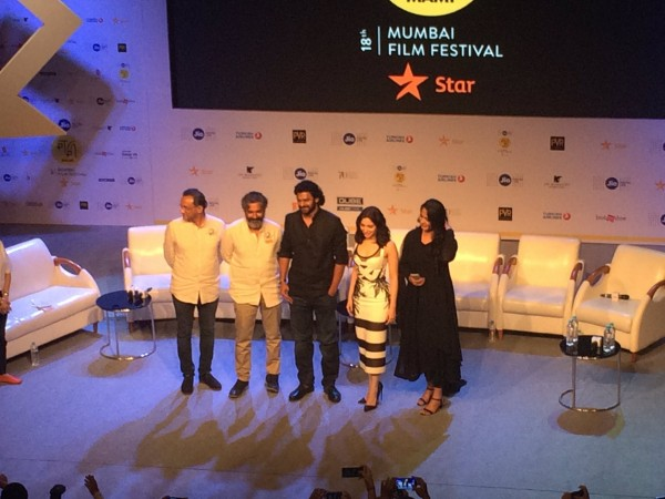 Baahubali team at Jio MAMI