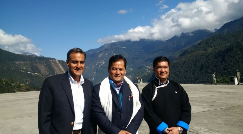 US envoy in Arunachal