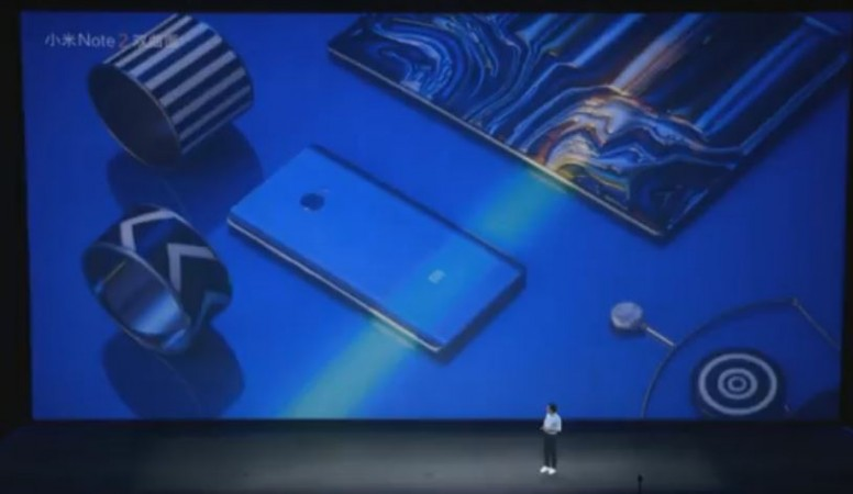 Xiaomi product launch live update: Mi Note 2 set to make its debut