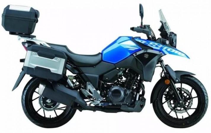 Suzuki DL250 Tourer Concept