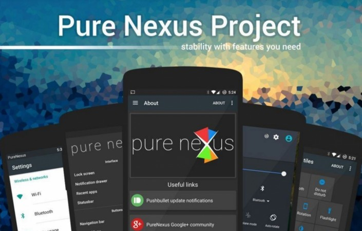 Pure Nexus Project logo
