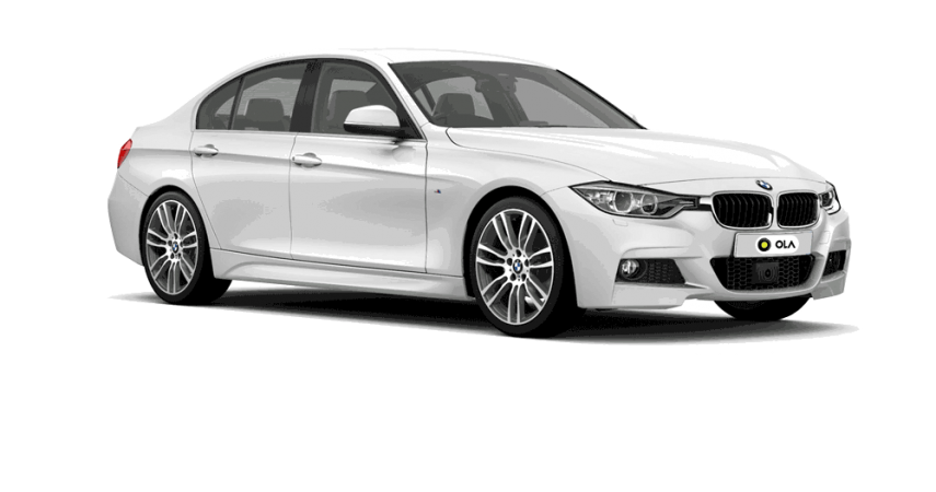 BMW cars available on Ola
