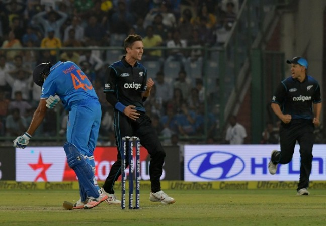 Trent Boult New Zealand Rohit Sharma India