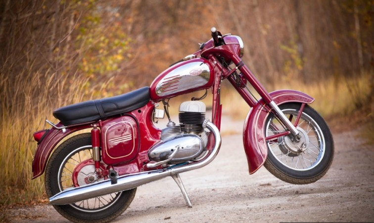 Jawa bike