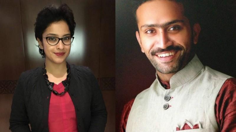 Aparna Gopinath-Shine Tom Chacko to star in Oru Nakshathramulla Aakasham