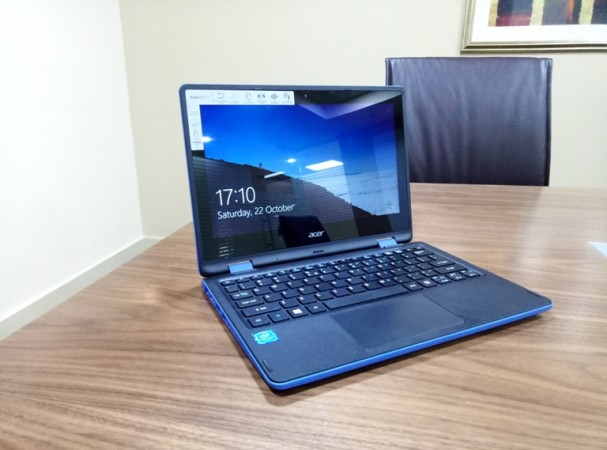 Acer Aspire R11 R3-131T review