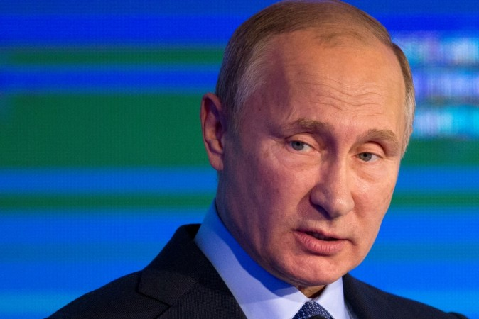 Vladimir Putin says US was in hysteria over alleged Russian election ploy