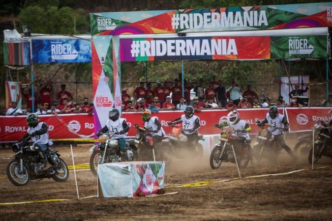Royal Enfield Rider Mania