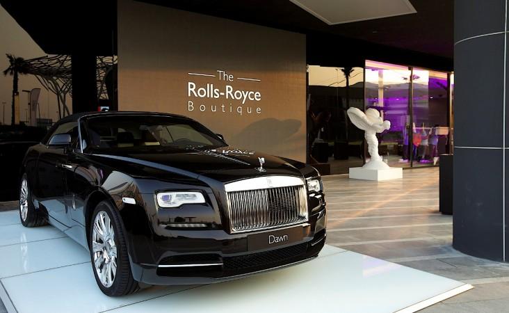 Rolls-Royce Boutique, Dubai